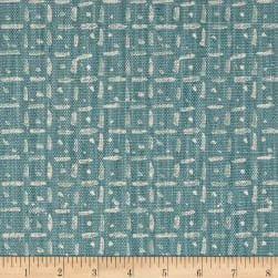 Lacefield Designs Diaz Linen Blend Basketweave Ariel Fabric