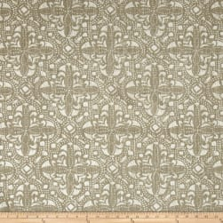 Lacefield Designs Sandoval Linen Blend Basketweave Latte