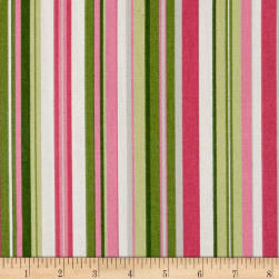 PKL Studio Multi Bands Peony Duck Fabric
