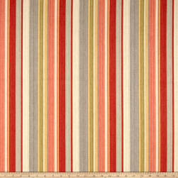 Waverly Draw the Line Slate Duck Fabric