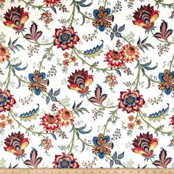 Waverly Island Gem Spring Duck Fabric