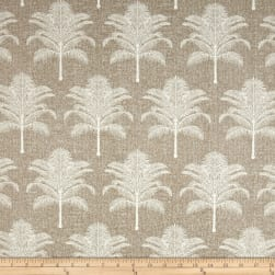 Tommy Bahama Home Palm Life Twine Fabric