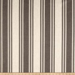 Waverly Thames Stripe Charcoal