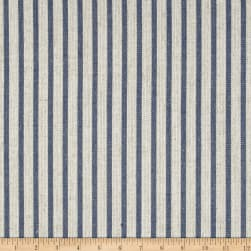 Waverly Harlow Stripe Baltic Fabric