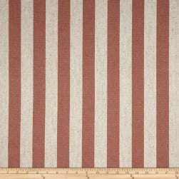 Waverly Margate Stripe Adobe Fabric