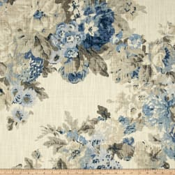 Waverly Juliet Bluebell Fabric