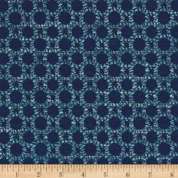 Tommy Bahama Home Perissa Jacquard Night Swim Fabric