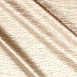 Telio Mirror Satin Soft Gold Fabric