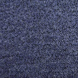Telio Curly Cue Boucle Navy Fabric