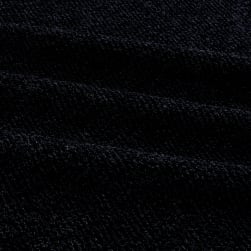 Telio Ashmore Rib Sweater Knit Navy Fabric