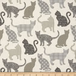 STOF France Chipie Naturel Fabric