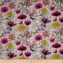 STOF France Lepy Multicolore Fabric