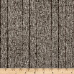 P/Kaufmann Faux Wool Swagger Aluminum Fabric