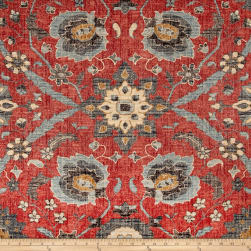 P/Kaufmann Turkish Delight Scarlet Fabric