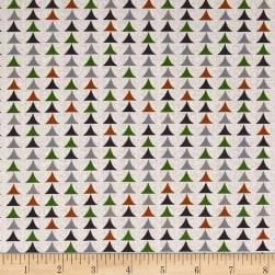 Nature Friends Mist Gray Fabric