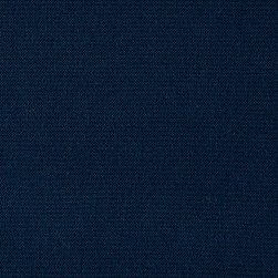 Machine Washable Solid Poly Navy Blue