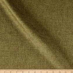 Machine Washable Empire Burlap Olive Fabric