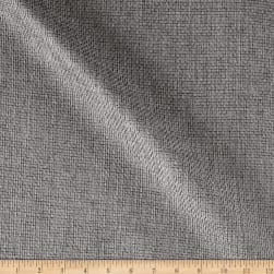 Machine Washable Empire Burlap Silver Fabric