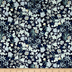 W. Morris Mini Floral Royal