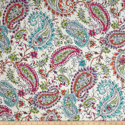 Richloom Annonay Sky Fabric