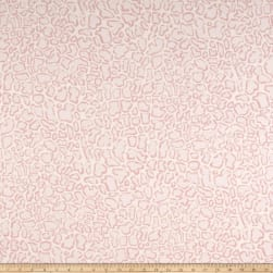 Home Accent Giraffiti Powder Puff Fabric