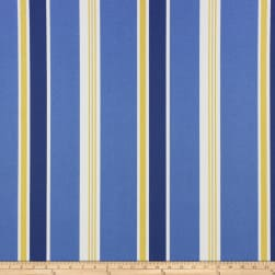 Richloom Solarium Outdoor Heat Wave Cobalt Fabric