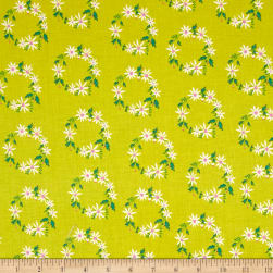 Daisy Chain Chartreuse
