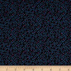 Botanica Mini Berry Blue Fabric