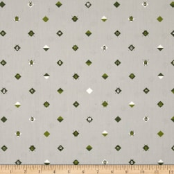 Art Gallery Esoterra Ambered Bugs Stone Grey Fabric