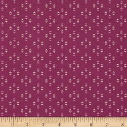 Lucy Mauve Purple Fabric