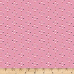 Art Gallery Dollhouse Lucy Rose Pink Fabric