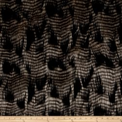 Michael Miller Porcupine Faux Fur Brown Fabric