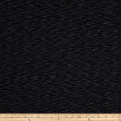 Pine Crest Fabrics Strata Athletic Knit Black/Gray/White Fabric