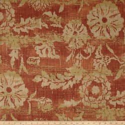 Ralph Lauren Home Sonoran 100% Linen Basketweave Floral