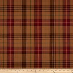 Ralph Lauren Home Kensington Tartan Twill Tan Fabric