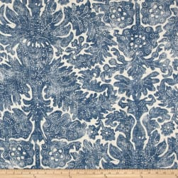 Ralph Lauren Home Antibes Linen Batik Chambray Fabric