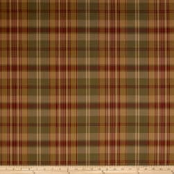 Ralph Lauren Home LCF17100F Ennis Plaid Olive Fabric