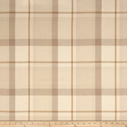 Ralph Lauren Home LCF64960F Hogarth Plaid Stone Linen