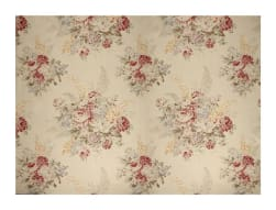 Ralph Lauren Home Angela Floral Basketweave Cream Fabric