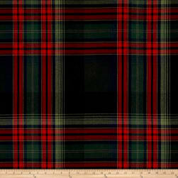 Ralph Lauren Home Hanley Plaid Navy-Hunter Twill Fabric