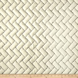 Artistry Brick Quilted Basketweave Cotton Fabric