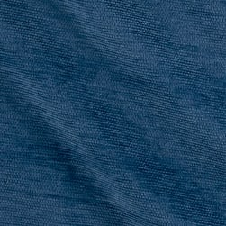 Suntastic Outdoor Chenille O'Sunrise Captain's Blue Fabric