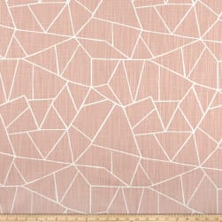 Premier Prints Cut Glass Blush Fabric
