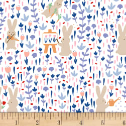 Dear Stella Market Bunny Recess Multi Fabric