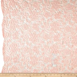 Telio Rosie Corded Lace Blush
