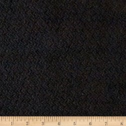 Telio Denver II Wool Mix Boucle Coating Black