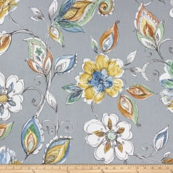 Richloom Sapiro Pewter Fabric