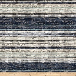 SoleWeave Outdoor Woven Jupiter Inlet Blues Fabric