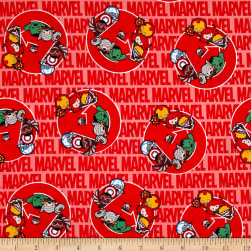 Marvel Kawaii Kawaii United Multi Fabric