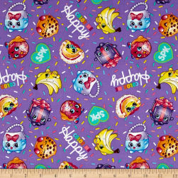 Moose Shopkins Color Me Happy Multi Fabric